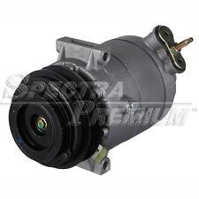 Spectra Premium Industries Inc 0668275 New Compressor And Clutch