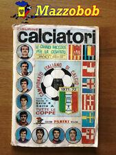 ALBUM CALCIATORI PANINI 1971 - 72, MOLTO BUONO, COMPLETO (-1) (97SC4)