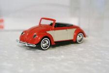 Busch 46710 HO 1/87 1949 Volkswagen VW Hebmuller Cabrio C-9 NIB