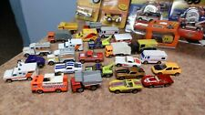 Matchbox Cars and Trucks and Campers 30 Piece Lot