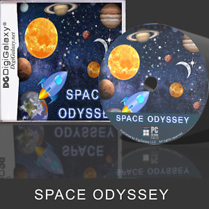 Space Odyssey - Fun & Educational (Windows 10 compatible)