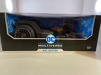 MCFARLANE DC MULTIVERSE BAT RAPTOR BATMAN NEW! MUST SEE!