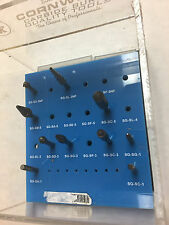 Cornwell Master mechanic body man carbide bur burr set tool dealer special USA