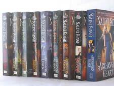 Guild Hunter Series #1-9: Books by Nalini Singh (Mass Market Paperback)