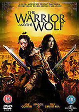 The Warrior And The Wolf (DVD, 2011) NEW AND SEALED
