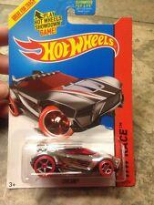 HOT WHEELS HW RACING 2014 TREASURE HUNT CHICANE BLACK RED SPORT CAR SECRET HUNTS