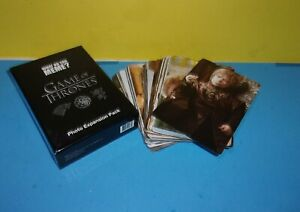 Game Of Thrones What Do You Meme? Photo Expansion Pack 75 photo cards HBO GOT