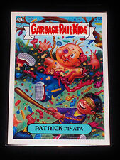 GARBAGE PAIL KIDS - 2006 All New Series 5 - Bonus Card #B12 Patrick Pinata ANS5