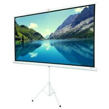 Tripod 84 Inch 169 Hd Projector Adjustable Projection Screen Portable Stand