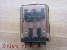 Adgo AR3-5N-KU-4400-2 Relay AR35NKU44002 Tested (Pack of 3)