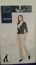 Sigvaris Medical Compression Stockings / Knee High Size: LS / 20-30 mmHg /Pecan