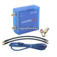 1M-3GHz Vector Network Antenna Analyzer miniVNA VHF/UHF/NFC/RFID RF Signal SWR/S