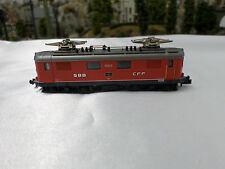 Hobby Train 11019 N Gauge SBB Locomotive