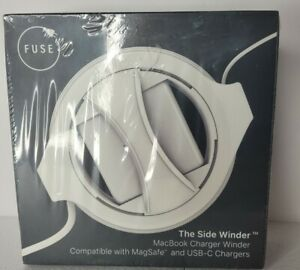 Fuse Reel The Side Winder USB-C Original MacBook Charger Organizer and Travel