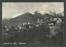 Andrate ( Torino ) : Panorama - viaggiata 1957