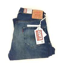 Levi's Vintage Clothing LVC 501XX 1955 Selvedge Blue Denim Jeans Mens Sz 32x34
