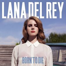 Lana del rey Born to les * CD * 2012 * NOUVEAU * top Blue Jeans * video games