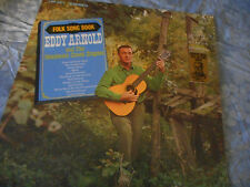Eddy Arnold Folk Song Book 1964 Vinyl LP