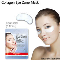 PUREDERM Collagen Hydro Mask Eye Zone White Anti Wrinkle Care Korea Cosmetic