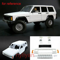 ABS 313mm Hard Plastic Body Shell For 1/10 Sale Cherokee XJ Axial SCX10 RC4WD