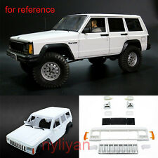 313mm ABS Hard Plastic Body Shell For RC 1:10 Scale Cherokee XJ SCX10 RC4WD Car