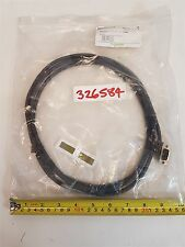 Schneider Modicon 990NAD21110 Cable MB+ DROP 2.4M 113636 New Sealed