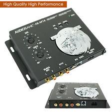 AB-AP14 Digital Bass Processor epicenter Crossover For Car Sub bass Knob