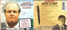 ABOUT SCHMIDT THE SCORE BY ROLFE KENT SOUNDTRACK CD SEALED 2003