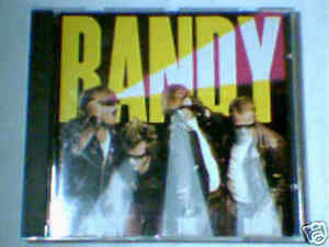 RANDY The band cd NUOVO PUNK - ROCK EPITAPH