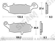 2 jeux Plaquettes de frein avant Suzuki GSX 750 F 1998 à 2006 (S1352/S1435)