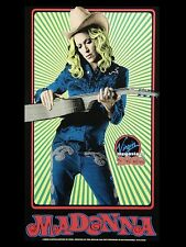 """Madonna Virfin Store 2000 16"""" x 12"""" Reproduction promo Poster Photo"""