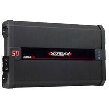 Amplificador Soundigital Sd 8000w Rms 1 Canal 1 Ohm