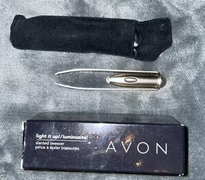 Avon Light it up Tweezer set
