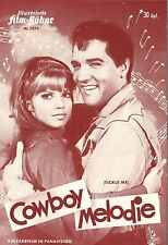 IFB 7274   COWBOY-MELODIE   TICKLE ME   Elvis Presley   Topzustand