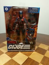 G.I. JOE CLASSIFIED COBRA VIPER 22 COBRA ISLAND MOC FIREFLY COMMANDER TROOPER