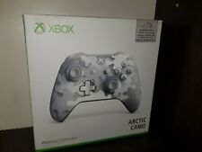 Manette Xbox One Artic Camo officiel Neuf