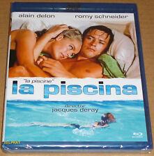 LA PISCINA / LA PISCINE - Alain Delon / Romy Schneider - Français Español -Preci