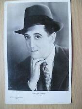 A British International Star Real Photohraph Postcard- STANLEY LUPINO