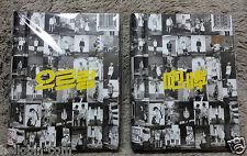 EXO - XOXO REPACKE GROWL (Kiss+Hug SET) 2CD+2Photo Booklet+2Photocards + GIFT