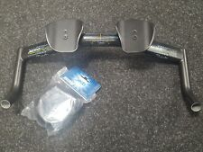 Deda Elementi Aeroblack Carbon TT Triathlon Handlebar  - 46cm RRP £269.99