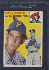 1954 Topps #011 Paul Smith Pirates Fair 54T11-100615-4