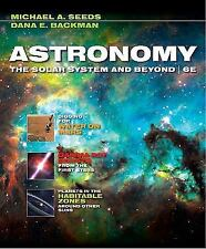 Astronomy: The Solar System and Beyond Available 2010 Titles Enhanced Web Assig