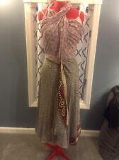 """""""Krishma2"""" Indian """"100 Ways To Wear"""" Flowy Multiple Tie Dress/Skirt/Top One Size"""