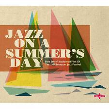 Jazz on a Summer's Day 0803415868674 DVD Region 2