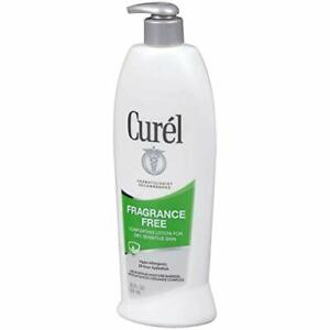 Curél Fragrance Free Comforting Body Lotion 13oz Body & Hand Moisturizer for ...