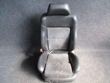 LEDER ALCANTARA Fahrersitz VW Passat 3BG Sitz Ausstattung grau