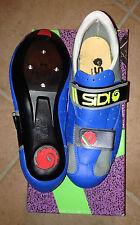 Zapatos Bici de carreras Sidi Sirio Road Bicicleta Shoes 39 40 42 made in Italy