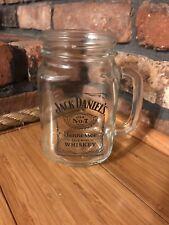 Jack Daniels Old No 7 Brand Mason Jar
