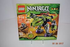Lego NINJAGO 9455 --Fangypre Mech - Age 7+, 225 pcs --Sealed -- Retired --- NEW