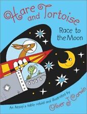 New - Hare and Tortoise Race to the Moon by Oliver J. Corwin